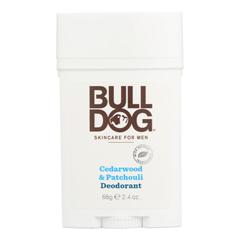 HGR2178705 - Bulldog Natural Skincare - Deodorant - Cedrwood - Patchouli - 2.4 oz.