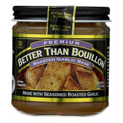 HGR2186112 - Better Than Bouillon - Roasted Garlic Base - Case of 6-8 oz..