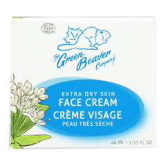 HGR2196871 - The Green Beaver - Extra Dry Skin Face Cream - 1.35 fl oz..