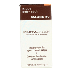 HGR2221158 - Mineral Fusion - 3-in-1 Color Stick - Magnetic - 0.18 oz..