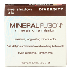HGR2221489 - Mineral Fusion - Eye Shadow Trio - Diversity - 0.1 oz..