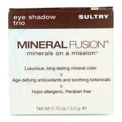 HGR2221505 - Mineral Fusion - Eye Shadow Trio - Sultry - 0.1 oz..