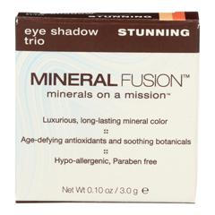HGR2221521 - Mineral Fusion - Eye Shadow Trio - Stunning - 0.1 oz..