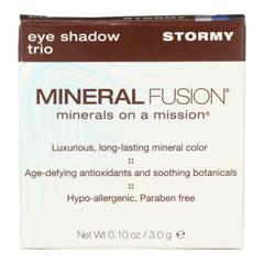 HGR2221539 - Mineral Fusion - Eye Shadow Trio - Stormy - 0.1 oz..