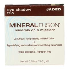 HGR2221547 - Mineral Fusion - Eye Shadow Trio - Jaded - 0.1 oz..