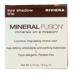 HGR2221562 - Mineral Fusion - Eye Shadow Trio - Riviera - 0.1 oz..