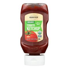 HGR2236156 - Woodstock - Organic Tomato Ketchup - 15 oz..