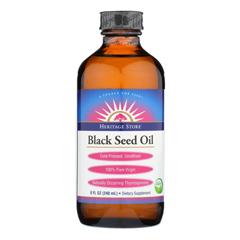 HGR2256931 - Heritage Products - Oil Black Seed - 1 Each - 8 FZ