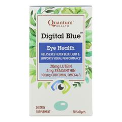HGR2258705 - Quantum Research - Digital Blue - Eye Health - 60 Softgels