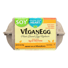 HGR2262939 - Follow Your Heart - Vegan Egg Powder - Case of 8 - 4 oz.