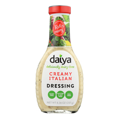 HGR2269645 - Daiya Foods - Dairy Free Salad Dressing - Creamy Italian - Case of 6 - 8.36 oz..