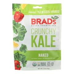HGR2282242 - Brad's Plant Based - Raw Crunch - Naked - Case of 12 - 2 oz..