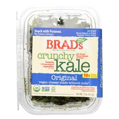 HGR2282267 - Brad's Plant Based - Crunchy Kale - Original - Case of 12 - 2 oz..