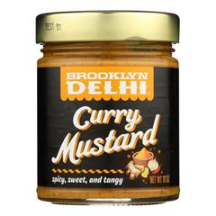 HGR2282549 - Brooklyn Delhi - Curry Mustard - Case of 6 - 10 oz.