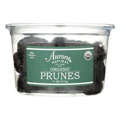 HGR2289718 - Aurora Natural Products - Organic Prunes - Case of 12 - 11 oz..