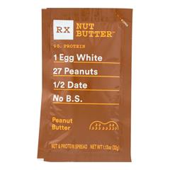 HGR2290179 - Rxbar - Nut Butter - Peanut Butter - Case of 10 - 1.13 oz..