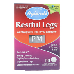 HGR2301182 - Hyland's - Restful Legs Pm - 50 TAB