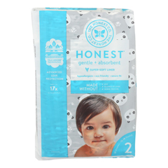 HGR2302982 - The Honest Company - Diapers Size 2 - Pandas - 32 Count
