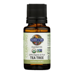 HGR2308559 - Garden of Life - Essential Oil Tea Tree - .5 FZ