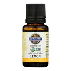 HGR2308583 - Garden of Life - Essential Oil Lemon - .5 FZ