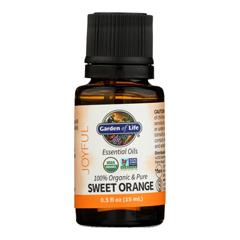 HGR2308633 - Garden of Life - Essential Oil Orange - .5 FZ