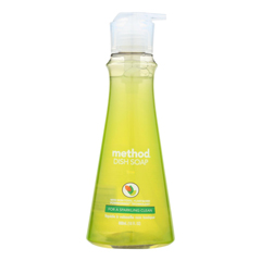 HGR2315331 - Method Products - Dish Soap Pump - Lime - Case of 6 - 18 fl oz..
