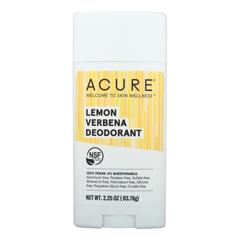 HGR2328235 - Acure - Deodorant - Lemon Verbena - 2.25 oz.