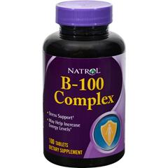 HGR0234666 - NatrolB-100 Complex - 100 Tablets