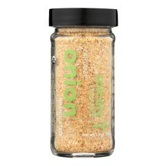 HGR2348159 - Spicely Organics - Organic Onion - Granulates - Case of 3 - 1.8 oz..