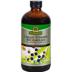 HGR0243576 - Nature's AnswerLiquid Vitamin B-Complex - 16 fl oz