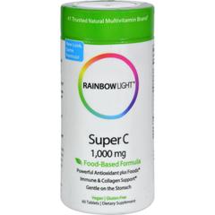 HGR0278861 - Rainbow LightSuper C - 1000 mg - 60 Tablets