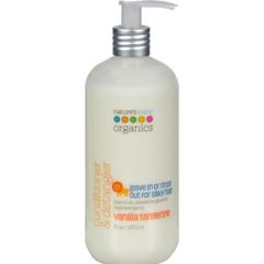HGR0290643 - Nature's Baby OrganicsConditioner and Detangler Vanilla Tangerine - 16 fl oz