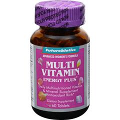 HGR0301564 - FutureBioticsMulti Vitamin Energy Plus For Women - 60 Tablets