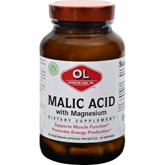 HGR0381723 - Olympian LabsMalic Acid with Magnesium - 90 Vegetarian Capsules
