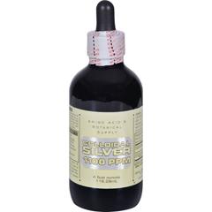 HGR0399758 - Amino Acid and BotanicalSupply Liquid Colloidal Silver - 1100 ppm - 4 fl oz