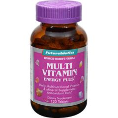 HGR0408666 - FutureBioticsMulti Vitamin Energy Plus For Women - 120 Tablets
