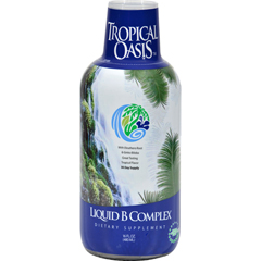 HGR0437574 - Tropical OasisLiquid B-Complex - 16 fl oz