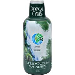 HGR0437590 - Tropical OasisLiquid Calcium and Magnesium Orange - 16 fl oz