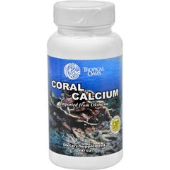 HGR0437616 - Tropical OasisCoral Calcium - 60 Capsules