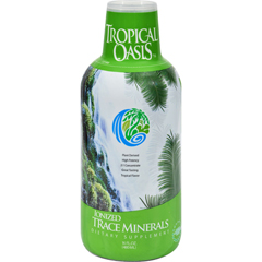 HGR0437715 - Tropical OasisIonized Trace Minerals - 16 fl oz