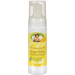 HGR0466219 - Earth Mama Angel BabyShampoo and Body Wash - 5.3 fl oz