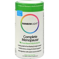HGR0535724 - Rainbow LightComplete Menopause Multivitamin - 120 Tablets