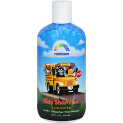 HGR0562827 - Rainbow ResearchOrganic Herbal Shampoo For Kids Unscented - 12 fl oz