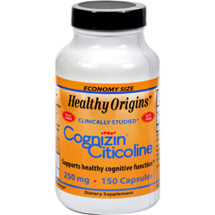 HGR0579326 - Healthy OriginsCognizin Citicoline - 250 mg - 150 Capsules