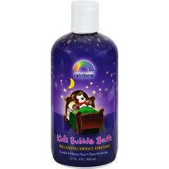 HGR0590273 - Rainbow ResearchOrganic Herbal Bubble Bath For Kids Sweet Dreams - 12 fl oz