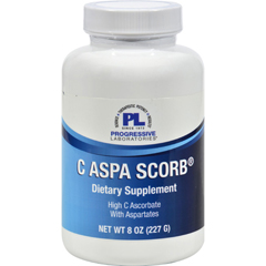 HGR0652511 - Progressive LaboratoriesC-Aspa Scorb Dietary Supplement - 8 oz