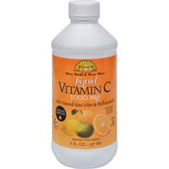 HGR0673434 - Dynamic HealthLiquid Vitamin C Natural Citrus - 1000 mg - 8 fl oz