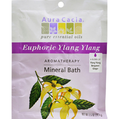 HGR0682450 - Aura CaciaAromatherapy Mineral Bath Euphoria - 2.5 oz - Case of 6