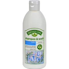 HGR0699702 - Nature's GateBaby Shampoo Soothing - 18 fl oz