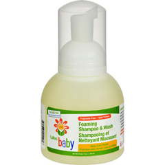 HGR0733840 - Lafe's Natural Body CareOrganic Baby Foaming Shampoo and Wash - 12 fl oz